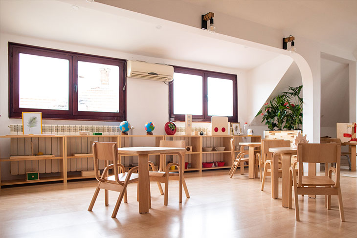 Classrooms often suffer from poor air quality and mold.
